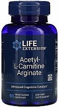 Kup Suplement diety Arginian acetylo-L-karnityny - Life Extension Acetyl-L-Carnitine Arginate