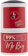Kup Naturalny dezodorant dla mężczyzn - 4Organic Mr. Big Man Deo Roll-On