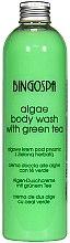 Kup Energizujące algi zieloną herbatą pod prysznic - BingoSpa Algae Energizing Body Wash With Green Tea