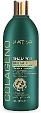 Kup Rewitalizujący szampon do włosów - Kativa Colageno Shampoo