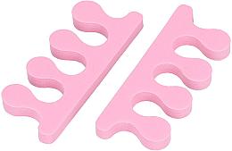 Kup Separatory do stóp, różowe - Tools For Beauty Toe Separator Pink