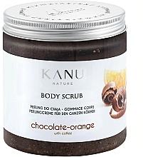Kup Peeling do ciała Pomarańcza i czekolada - Kanu Nature Body Scrub