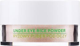 Kup Ryżowy puder pod oczy - Ecocera Under Eye Rice Powder