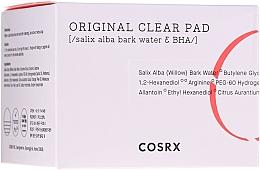 Kup Płatki oczyszczające do cery przetłuszczającej się - Cosrx One Step Original Clear Pads