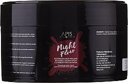 Kup Oczyszczający peeling do ciała, dłoni i stóp z cukrem trzcinowym - APIS Professional Night Fever Peelling For Body, Hand And Foot