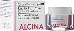 Kup Krem do cery wrażliwej - Alcina S Sensitive Facial Cream