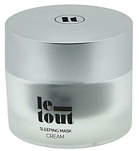 Kup PRZECENA! Kremowa maska ​​do twarzy na noc - Le Tout Sleeping Mask Cream Hydrating Treatment *