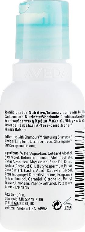 Odżywka do włosów - Aveda Shampure Nurturing Conditioner — фото N2
