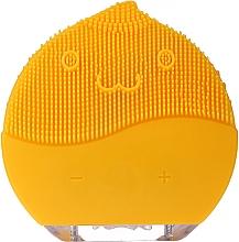 Kup Szczoteczka do czyszczenia twarzy, żółta - Lewer