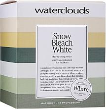 Kup Rozjaśniający puder do włosów - Waterclouds Snow Bleach White