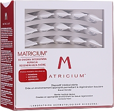 Kup Serum do regeneracji skóry - Bioderma Matricium 30 Sterile 1ml Single Doses Skin Tissue Regeneration Serum