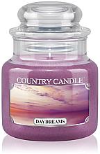 Kup Świeca zapachowa w słoiku - Country Candle Daydreams