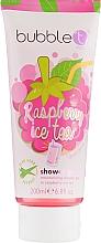 Kup Nawilżający żel pod prysznic o zapachu brzoskwiniowej mrożonej herbaty - Bubble T Raspberry Ice Tea Shower Gel