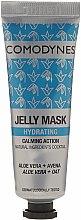 Kup Żelowa maska nawilżająca do twarzy - Comodynes Jelly Mask Hydrating Action