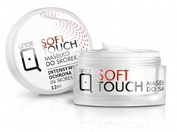 Masełko do skórek - Silcare Cuticle Butter Soft Touch