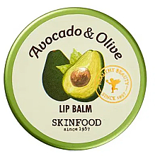 Kup Balsam do ust Awokado i oliwa - Skinfood Avocado And Olive Lip Balm