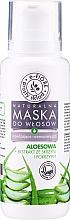Kup Odżywczo-regenerująca naturalna maska do włosów Aloes i zioła - E-Fiore