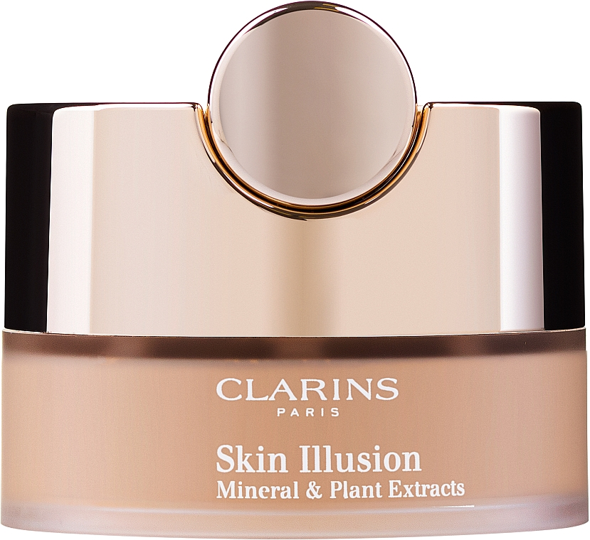 Podkład w pudrze - Clarins Skin Illusion Loose Powder Foundation