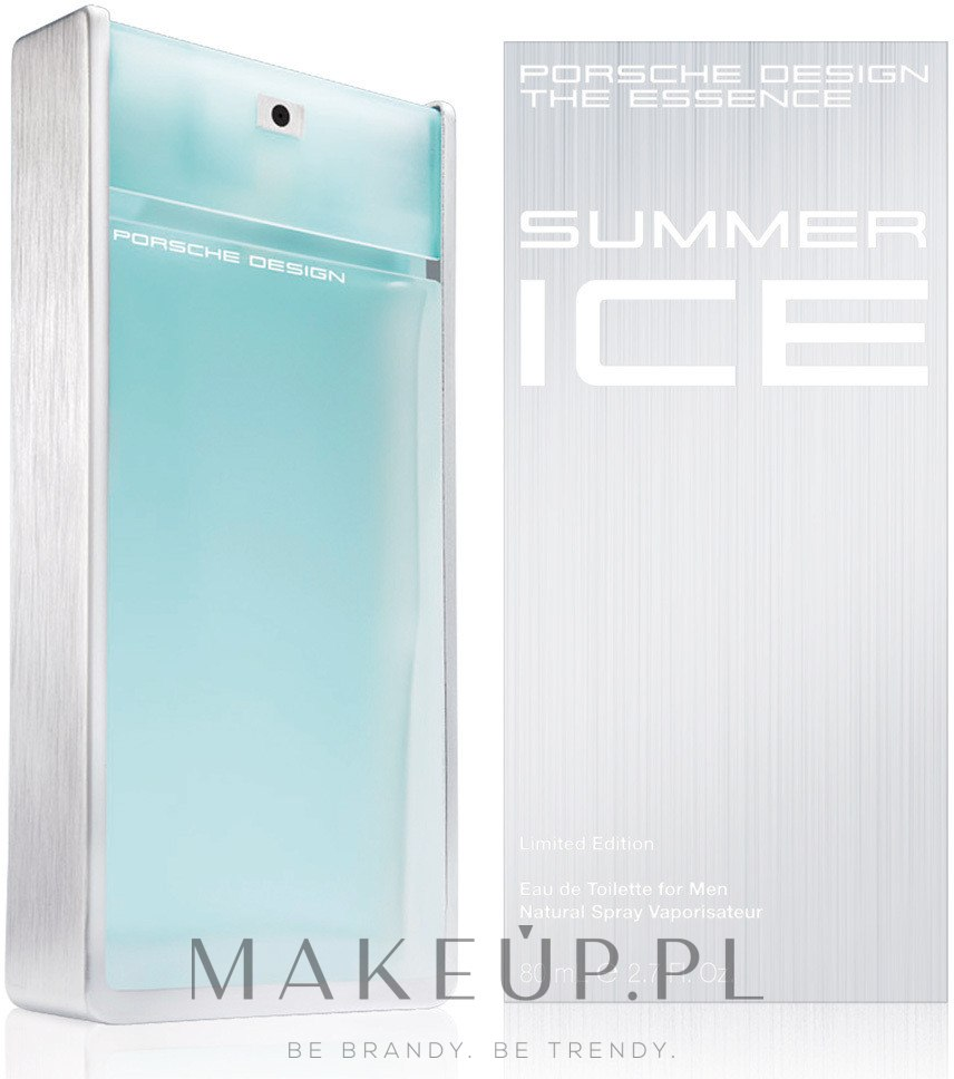 porsche design the essence summer ice