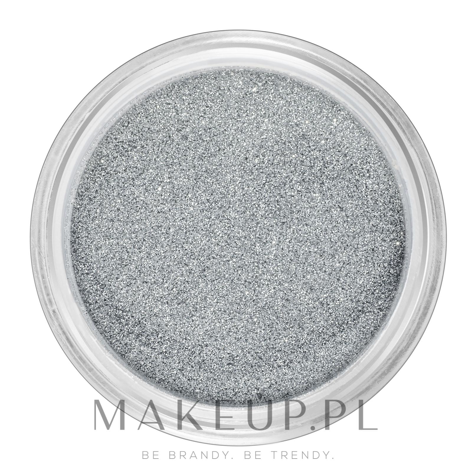 Błyszczący cień do powiek - Vipera Loose Powder Galaxy Eye Shadow — фото 101 - Silver