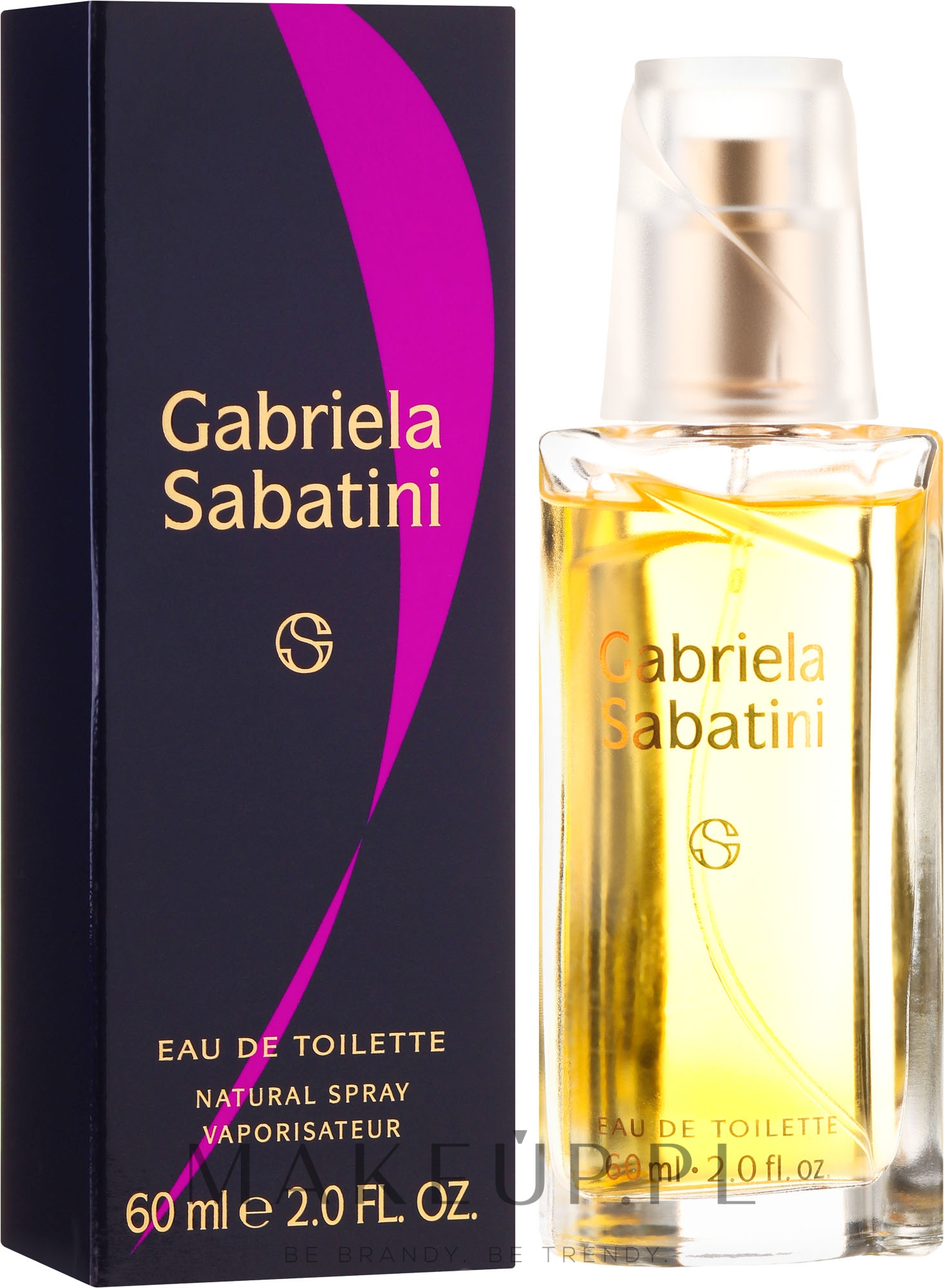Gabriela Sabatini Eau de Toilette - Woda toaletowa — фото 60 ml