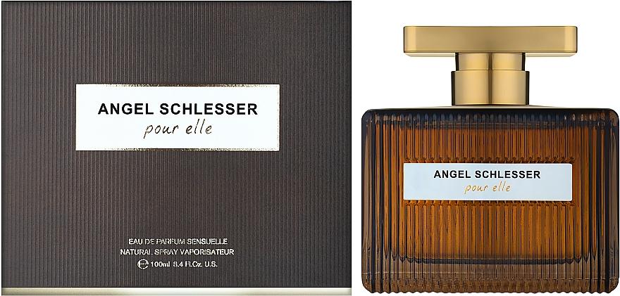 Angel Schlesser Pour Elle Sensuelle - Woda perfumowana — фото N2