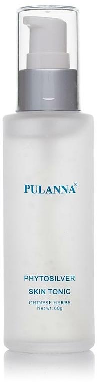 Zestaw - Pulanna Phytosilver (eye/cr/21g + f/cr/2x60g + f/ton/60g + cl/milk/90g) — фото N4