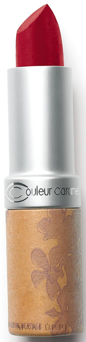 Matowa pomadka do ust - Couleur Caramel Rouge A Levres Mat — фото 120 - Red Pure