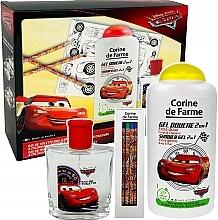 Kup Disney Cars - Zestaw (edt/50ml + sh/gel/250ml)