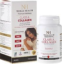 Kup Kolagen w tabletkach dla mamy - Noble Health Premium Wellnes Class A Collagen