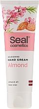 Kup Krem do rąk Migdały - Seal Cosmetics Almond Hand Cream