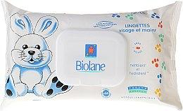 Kup Chusteczki dla dzieci - Biolane Baby Napkins
