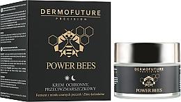 Kup Ochronny krem przeciwzmarszczkowy na dzień i na noc - Dermofuture Power Bees Protective Anti-wrinkle Cream