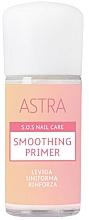Kup Wygładzająca baza pod lakier do paznokci - Astra Make-up Sos Nails Care Smoothing Primer