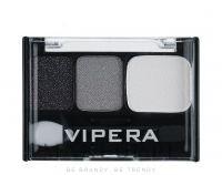 Potrójny cień do powiek - Vipera Eye Shadows Tip-Top — фото 141 - Rea