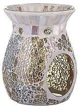 Kup Kominek do aromaterapi - Yankee Candle Wax Burner Gold & Pearl