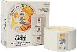 Kup Modułowa świeca zapachowa - House of Glam Mango Delight Candle