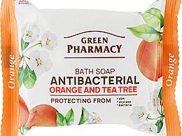 Kup Antybakteryjne mydło do rąk Pomarańcza i drzewo herbaciane - Green Pharmacy