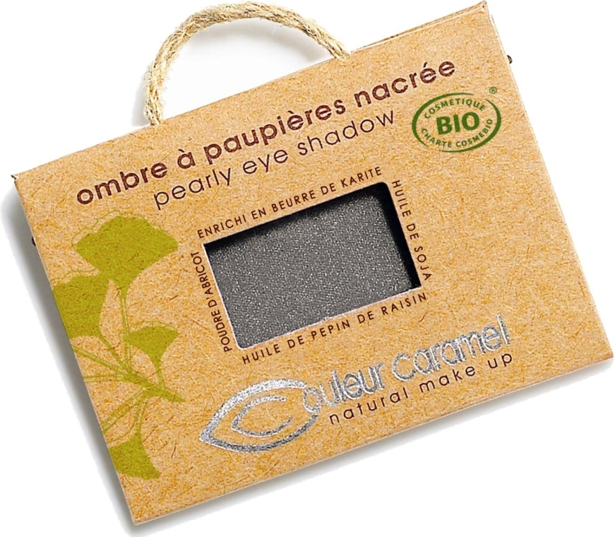 Cień do powiek - Couleur Caramel Eye Shadow — фото N1