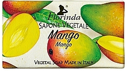 Kup Mydło naturalne w kostce Mango - Florinda Mango Natural Soap