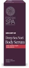 Kup Serum przeciw rozstępom z esktraktem z alg nori - Natura Siberica Fresh Spa Kam-Chat-Ka Deep Sea Nori Body Serum