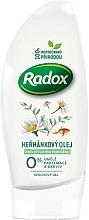 Kup Żel pod prysznic z olejem rumiankowym - Radox Natural Shower Gel