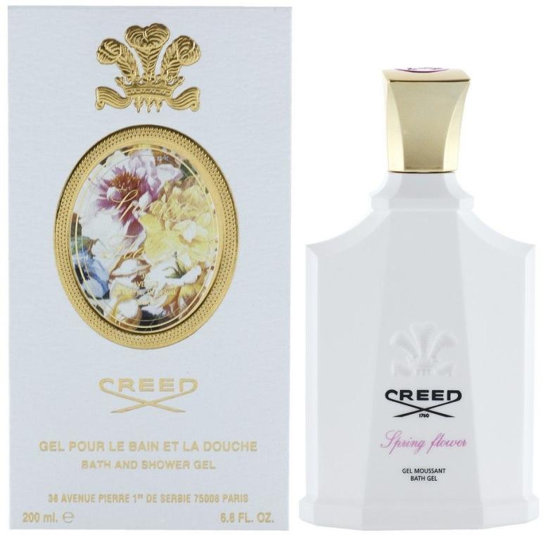 Creed Spring Flower - Żel pod prysznic — фото N1