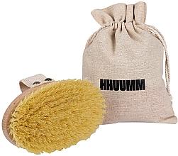 Kup Szczotka do masażu ciała z włókna tampico - Hhuumm nr 1