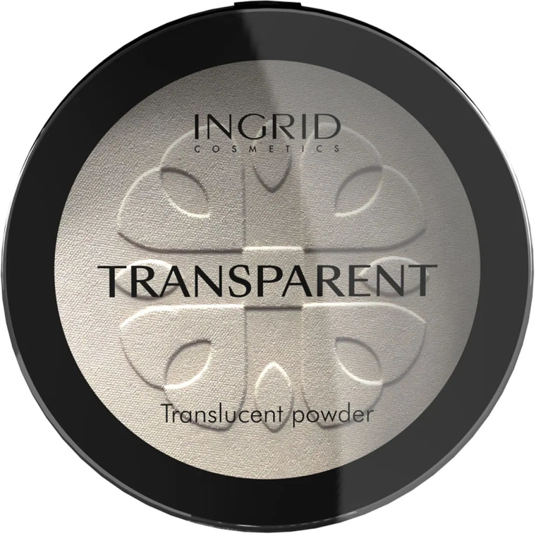 Transparentny puder w kompakcie - Ingrid Cosmetics HD Beauty Innovation Transparent Powder