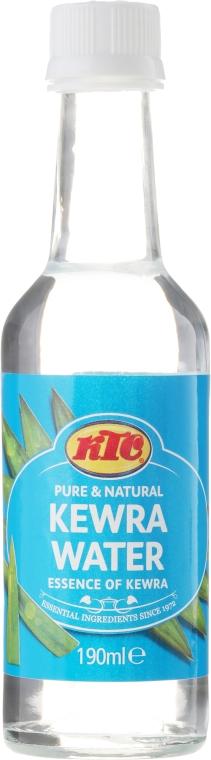 Woda z kewry - KTC Kewra Water