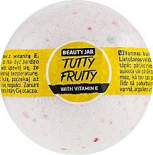 Kup Musująca kula do kąpieli z witaminą E - Beauty Jar Tutty Fruity