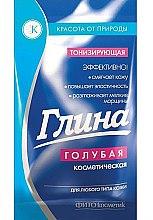 Kup Tonizująca glinka niebieska - Fitokosmetik