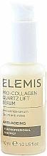 Kup Serum przeciwzmarszczkowe z żeń-szeniem do twarzy - Elemis Pro-Collagen Quartz Lift Serum (Salon Size)