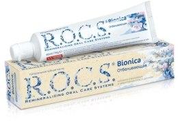 Kup Wybielająca pasta do zębów - R.O.C.S. Bionica